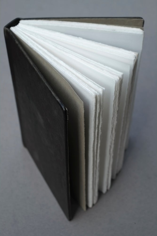 Image of hardcover notebook — codex bound