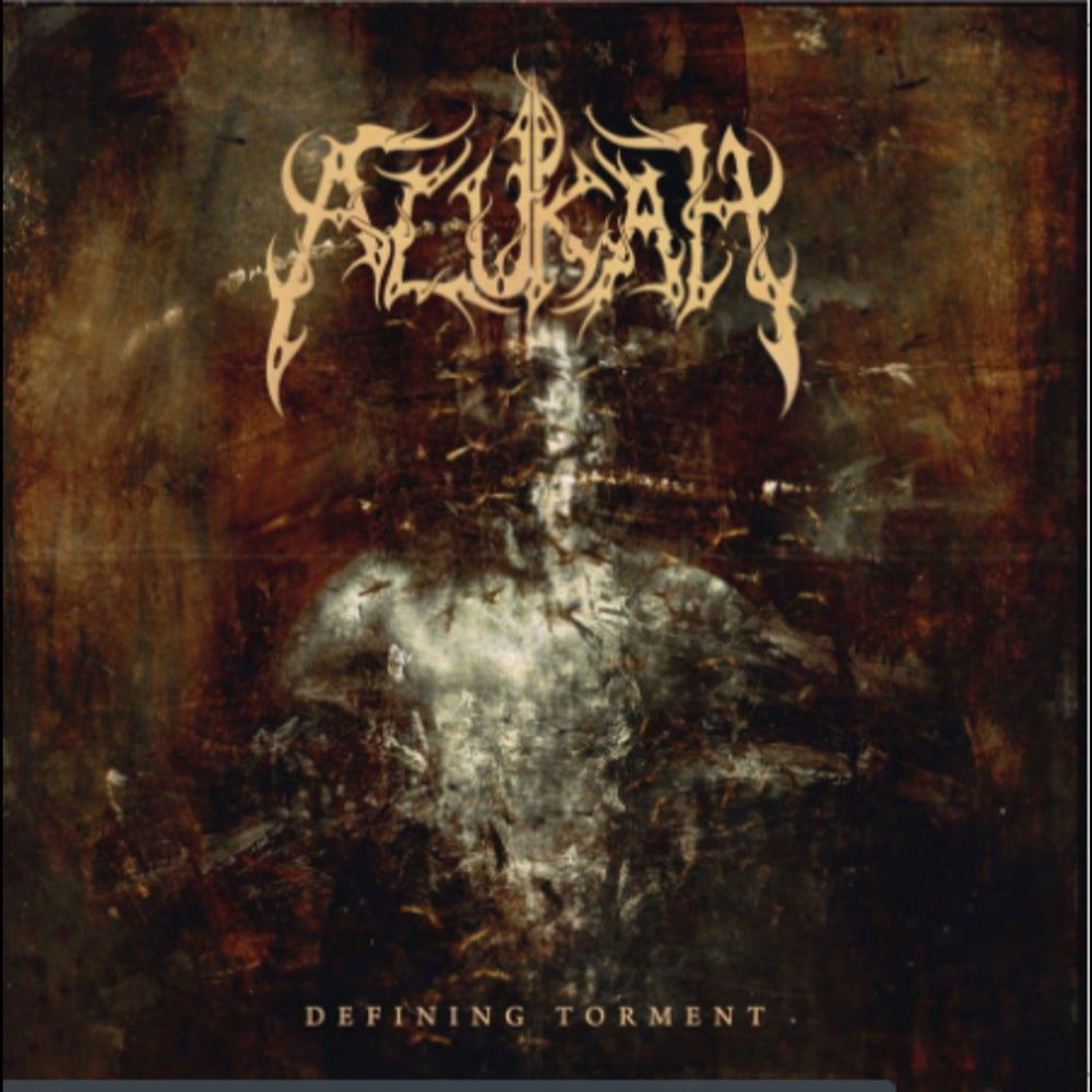 ALUKAH 'Defining Torment' CD
