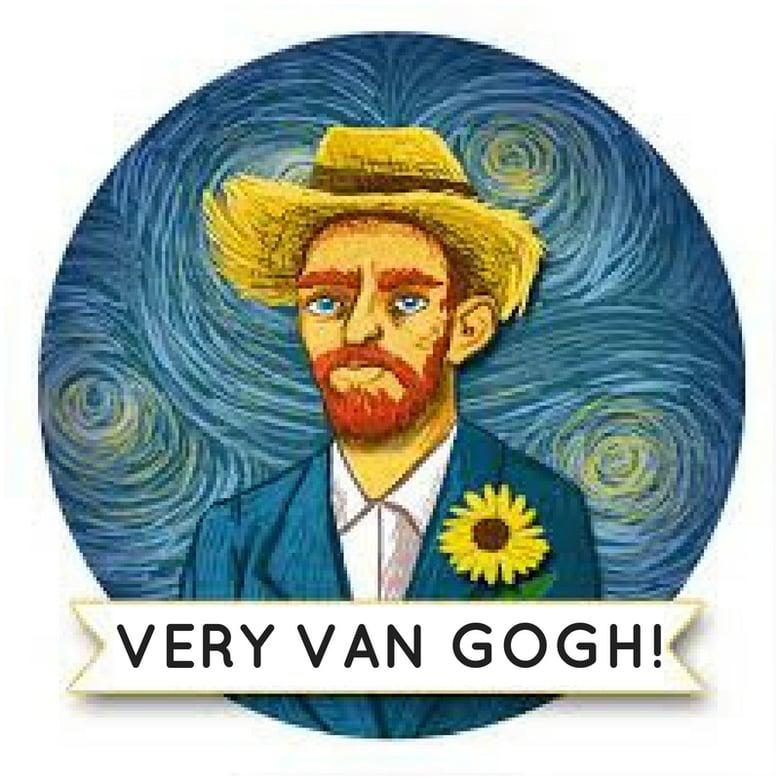 Image of Van Gogh SUNFLOWERS- Multiple Dates