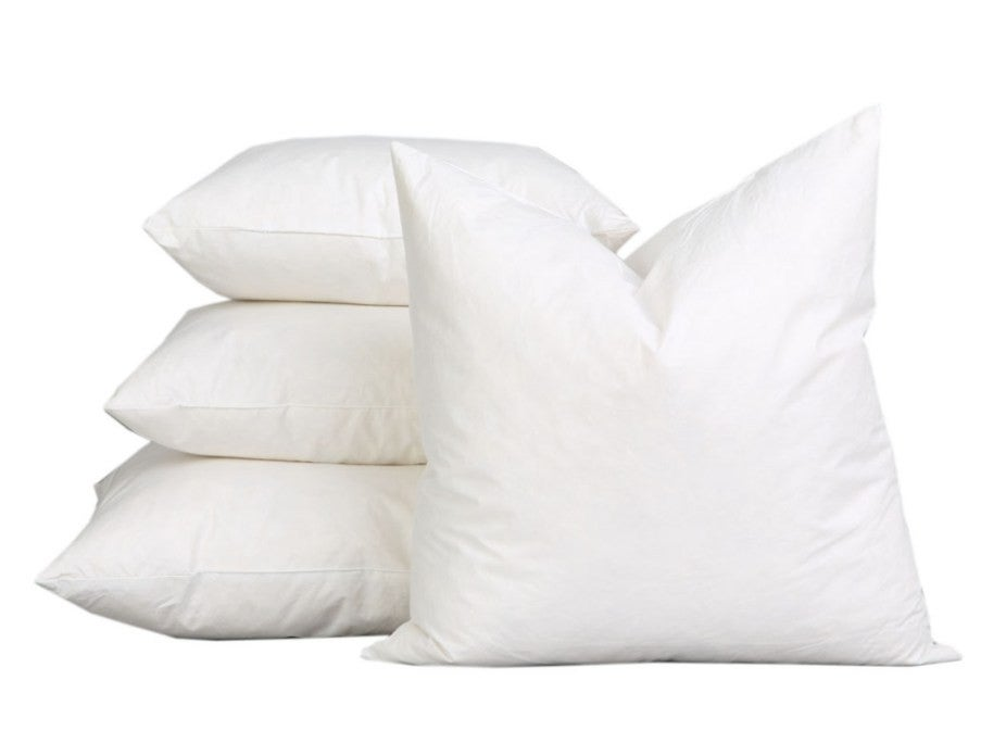 Image of CUSHION INSERT - FEATHER - 5 SIZES