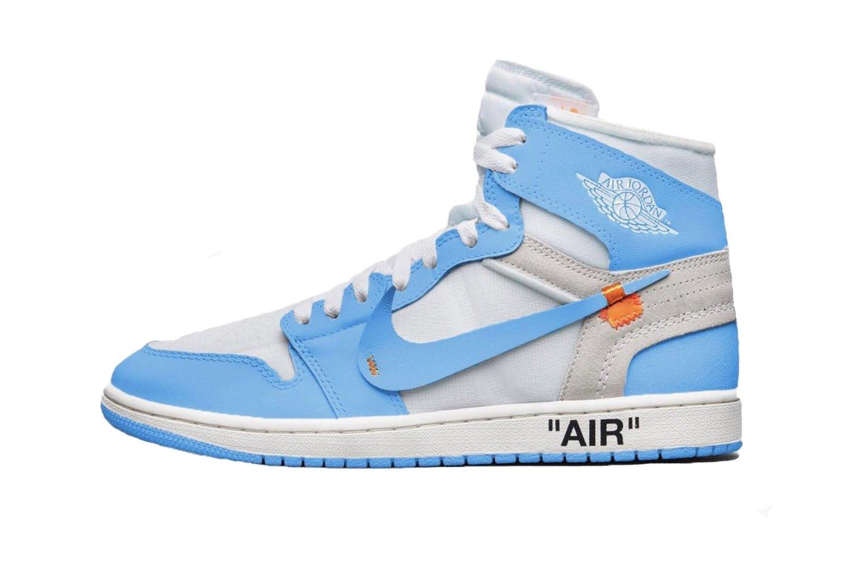 new arrival 7fecf ba7ad Nike/Off-White Jordan 1 Retro