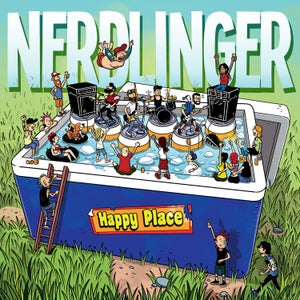 Image of Nerdlinger - Happy Place