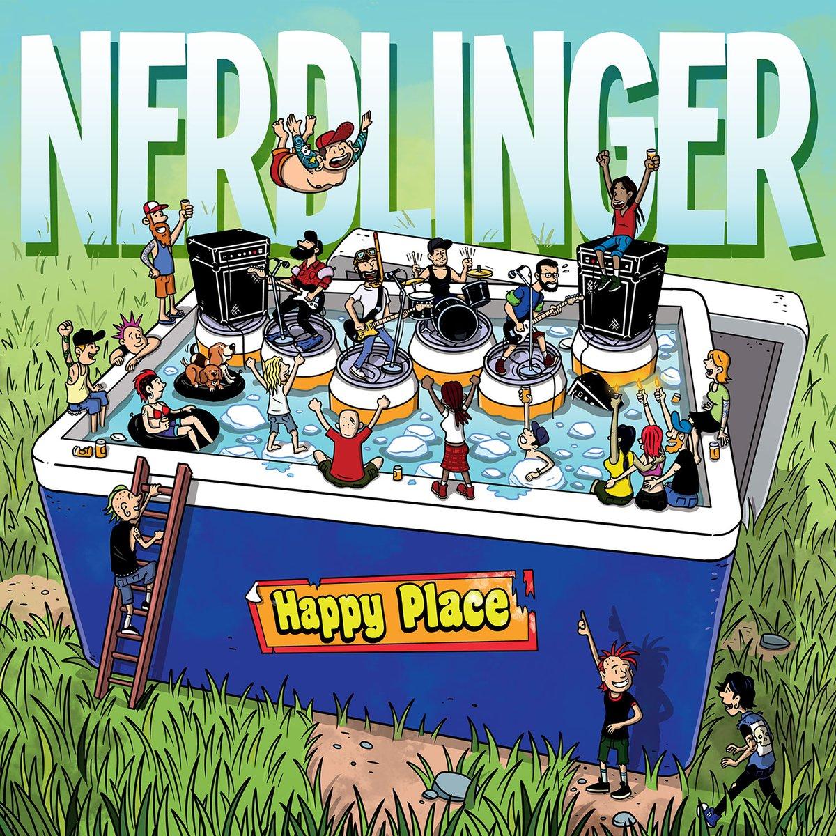 Nerdlinger - Happy Place