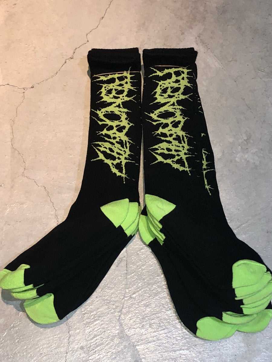 Image of Officially Licensed Abnormity socks!!!