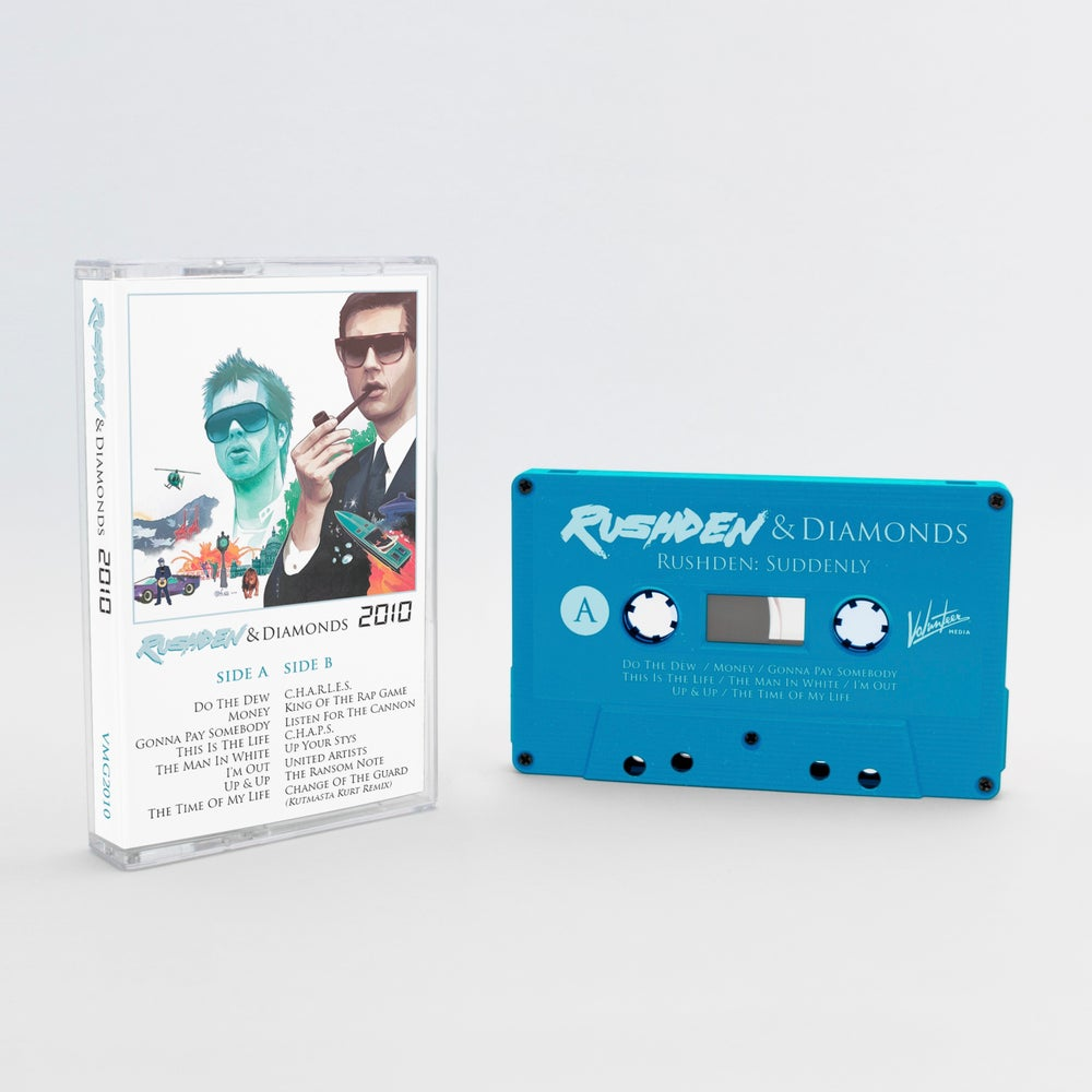 Image of RUSHDEN & DIAMONDS - 2010 CASSETTE