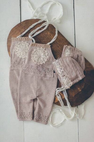 Image of latte romper