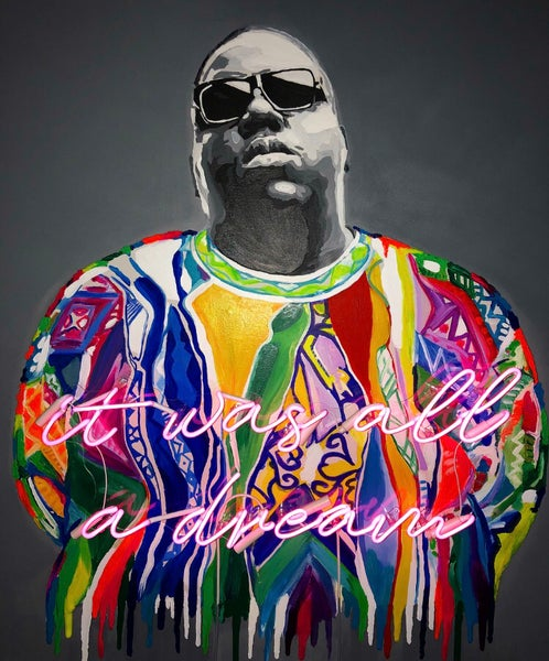 Image of B.I.G - It Was All A Dream