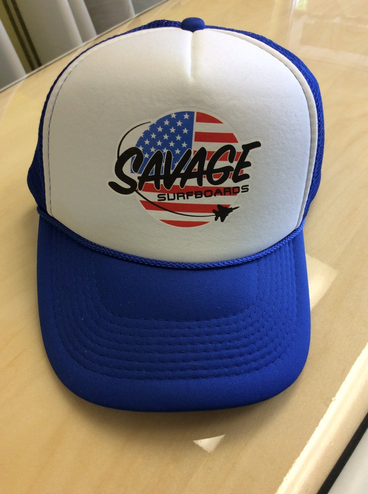 Image of Savage Trucker Hats