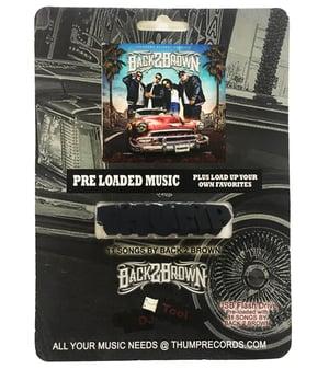 Image of Back2Brown Album Pre-loaded USB