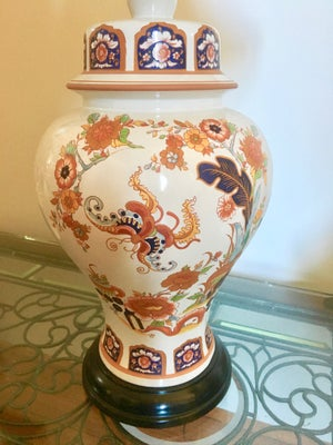 Image of Chinese Styled Ginger Jar Lamp