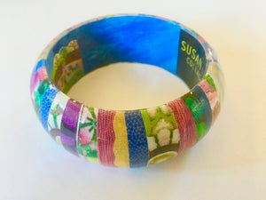 Image of Collage Bangle 2 by Susan Legind