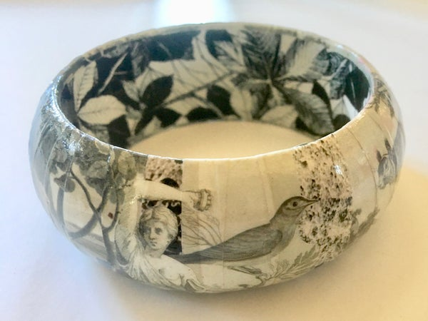 Image of Collage Bangle 3 by Susan Legind