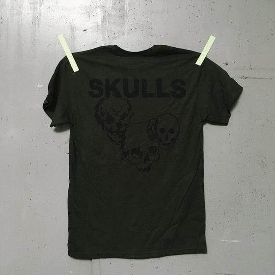 Image of Coldburn Shirt 'Skulls'
