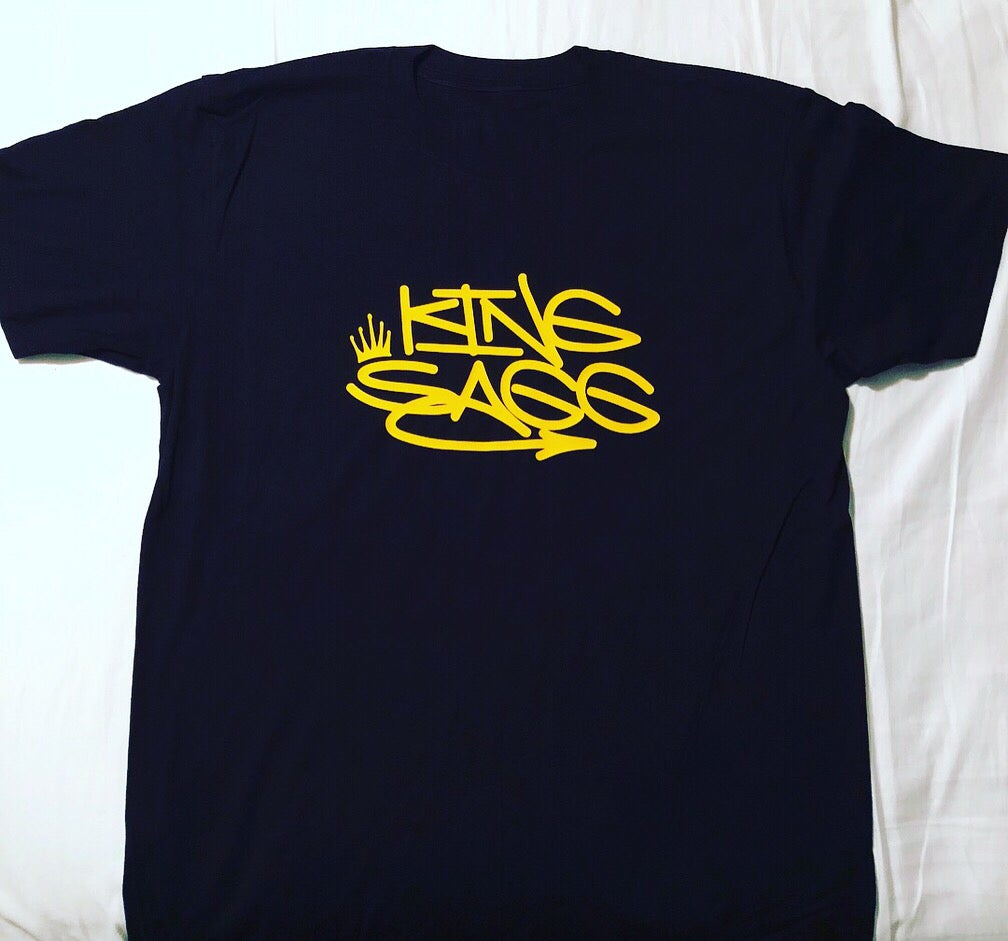 Image of King Sagg Original Logo Tee