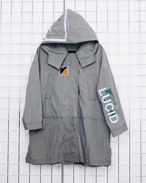 Image of DUNE COAT (GREY)