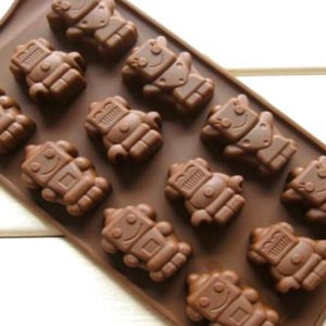 Image of Chocolate moulds