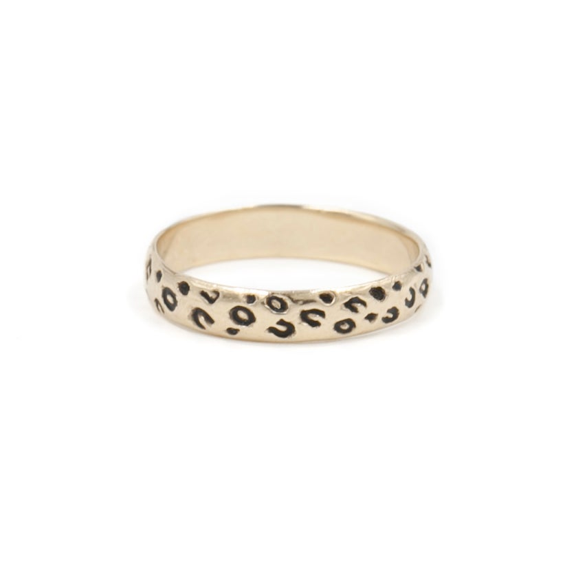 Image of Wide Leopard Band for Cristi