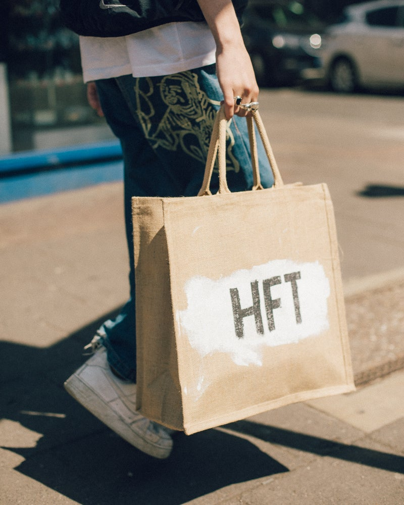 Image of HFT Hessian Bag