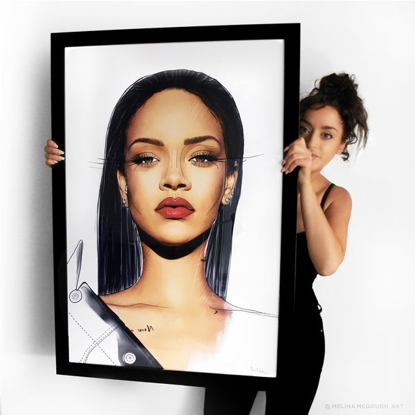Image of Rihanna Fenty (in many sizes)