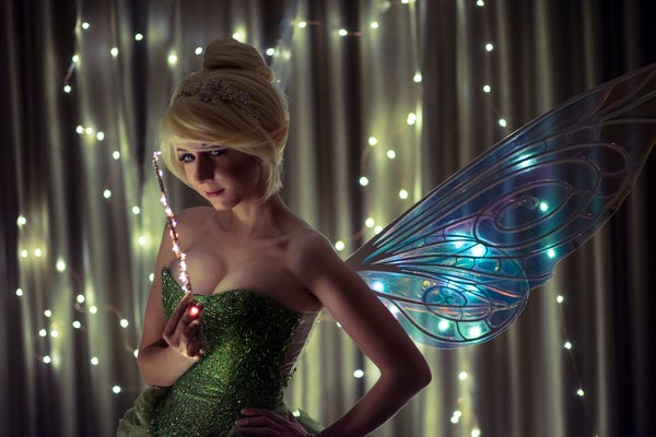 Image of TinkerBell 11x17