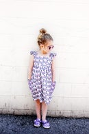 Image 3 of the EASY SUMMER DRESS PATTERN (girls 2T-10)
