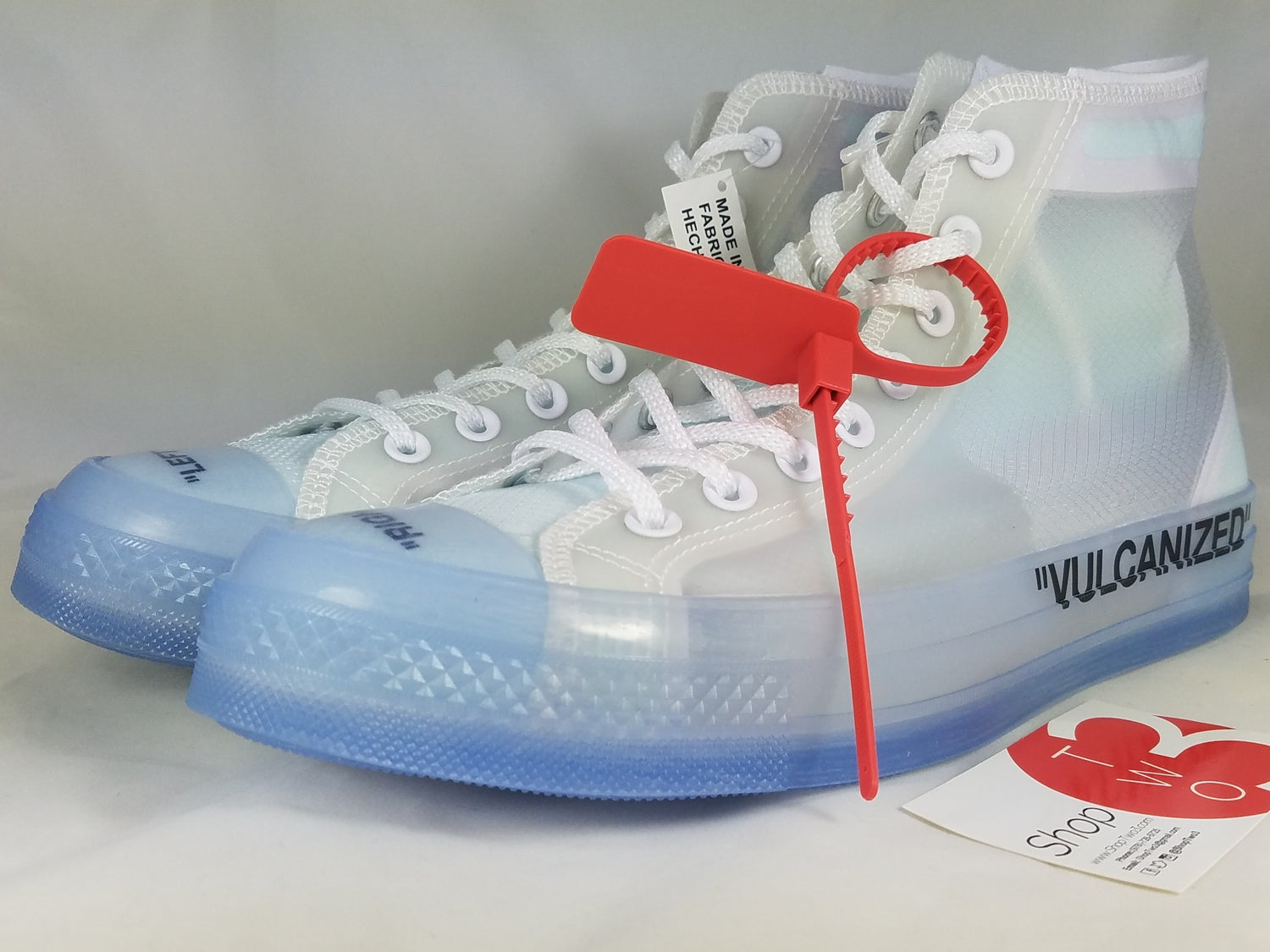 Image of Converse Chuck Taylor All-Star Hi Off-White 356c3720c