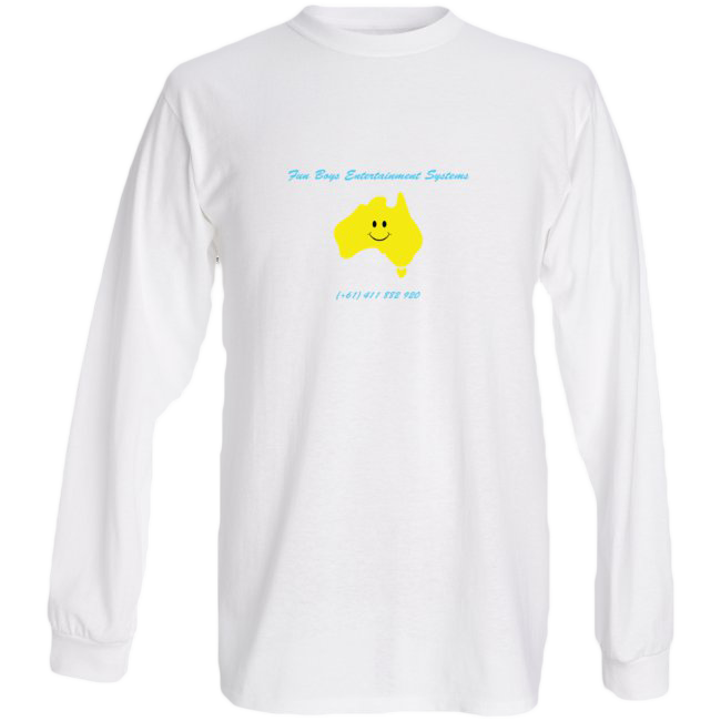"Image of ""Entertainment Systems"" Long Sleeve"