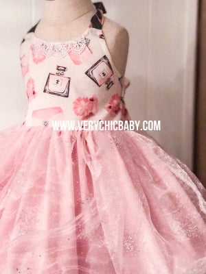 Image of Pretty in Pink Dress