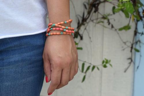 Image of The Rosado Wrap bracelet