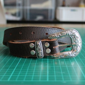 Image of Wild West Belt 30-35""