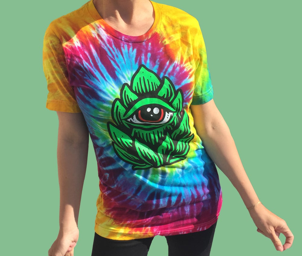 "Image of ""Hop Eye"" Tie Dye shirt"