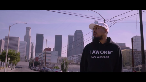 Image of I Awoke Los Angeles/London/Paris Hoodie