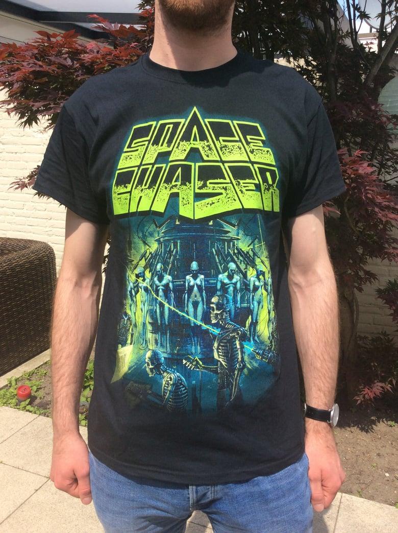 Image of Split Artwork Shirt