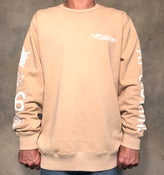 Image of Sleeved CrewNeck