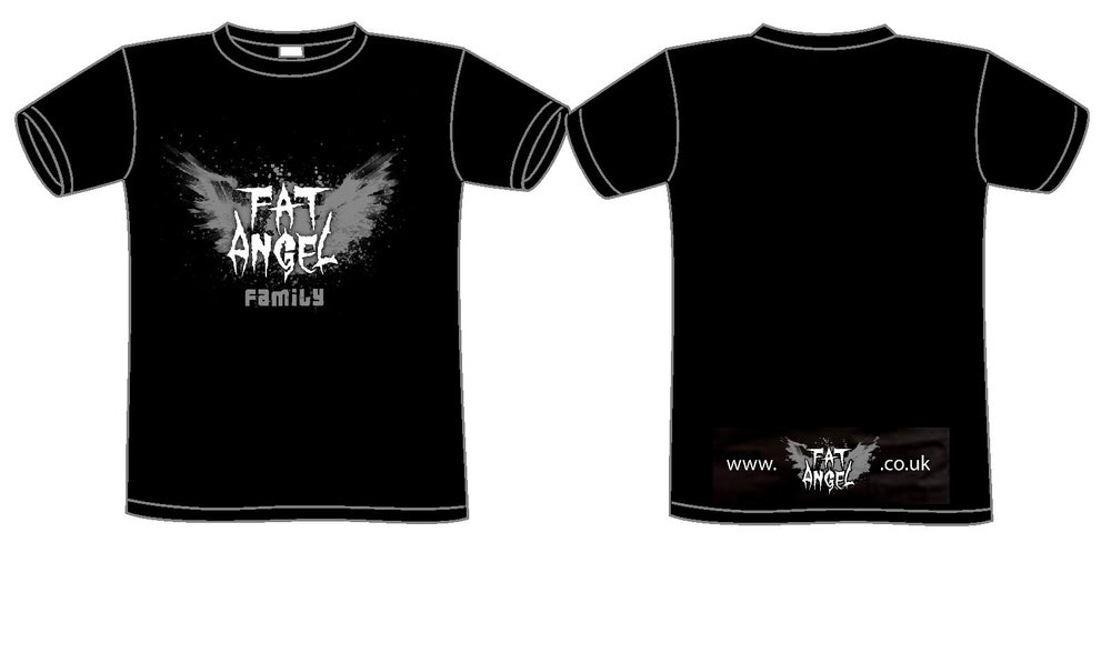 Image of FATangel Family T'shirt