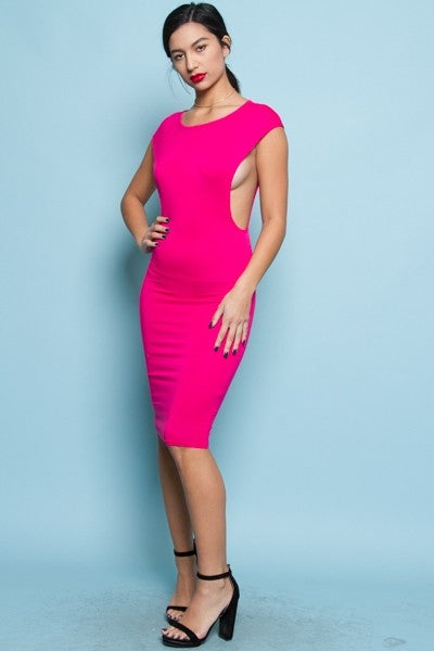 Image of Pink dress