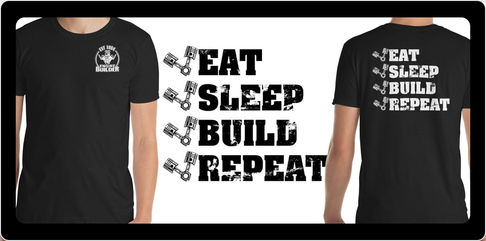 Image of Eat Sleep Build Repeat