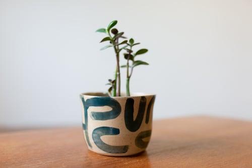 Image of Uuu Green Planter