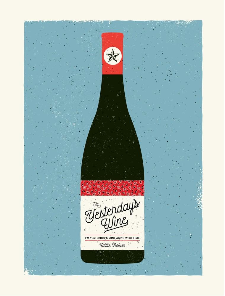 Image of Yesterday's Wine