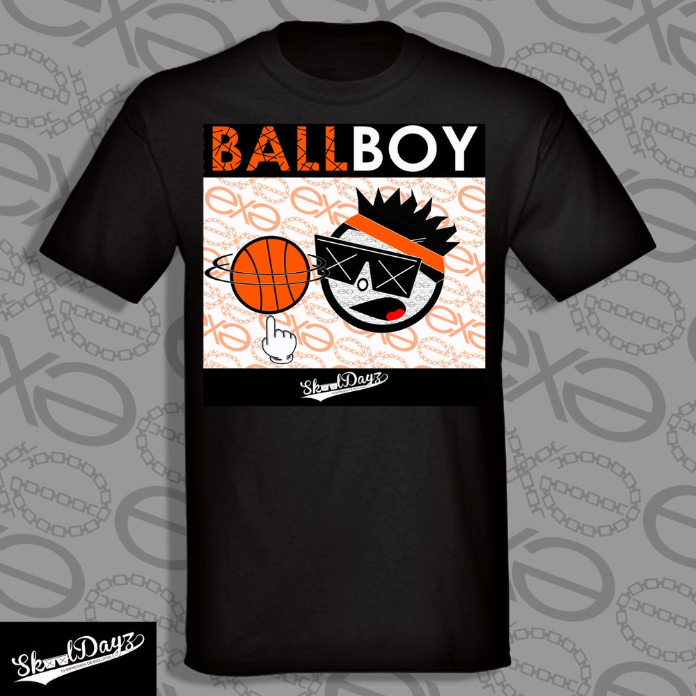 Image of EXPRESSION 06 EVOLUTION - SKOOL DAYZ COLECTION  (BALLBOY)