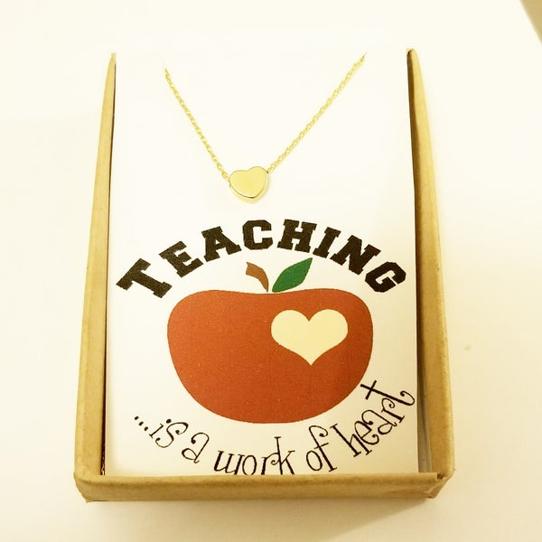 Image of Teach with all your HEART