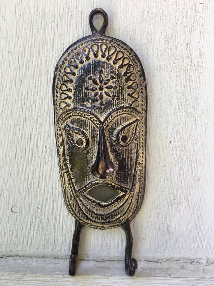 Image of Long Face Tribal Mask