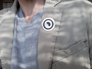 Image of Badge DISCOGONIE