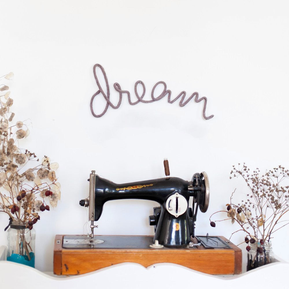 Image of dream sign
