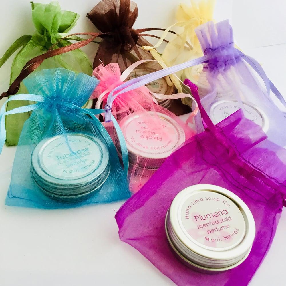 Image of Solid Perfume Tin