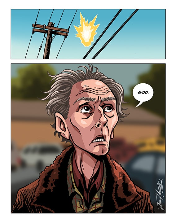 Image of TWIN PEAKS: Part 6 print