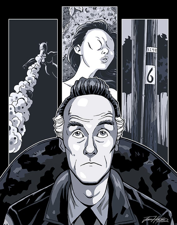 Image of TWIN PEAKS: Part 14 print