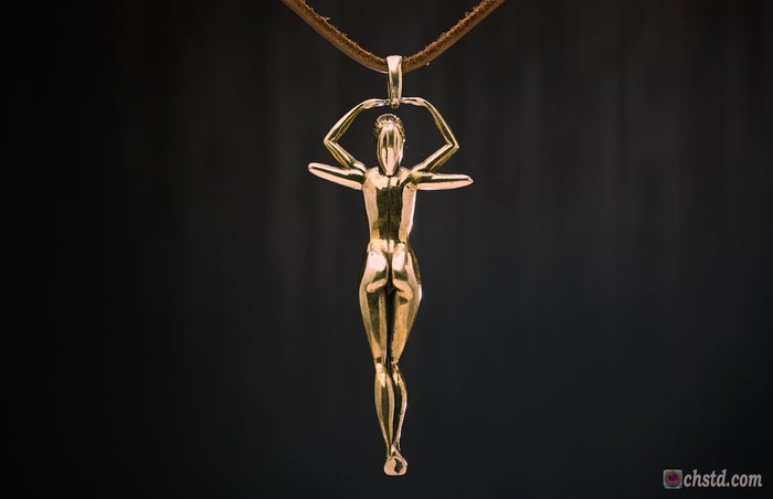 SHAKTI - Pendant Symbolises The Feminine Principle