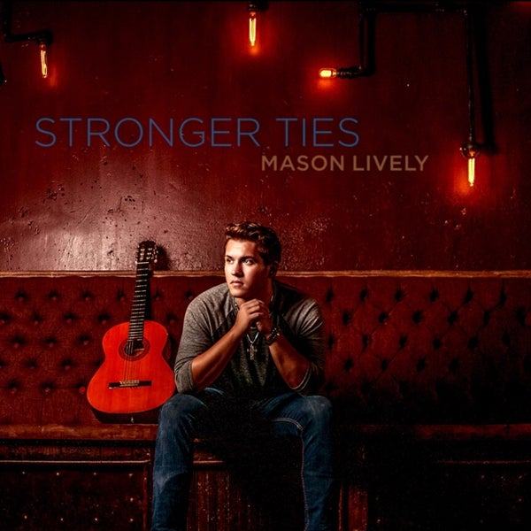 Image of Stronger Ties CD