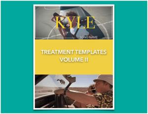 Image of Music Video Treatment Templates Volume II